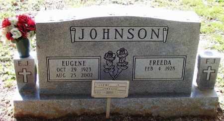 """JOHNSON, EUGENE """"GENE"""" - Lawrence County, Arkansas   EUGENE """"GENE"""" JOHNSON - Arkansas Gravestone Photos"""