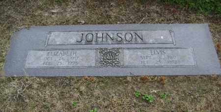 JOHNSON, ELIZABETH - Lawrence County, Arkansas | ELIZABETH JOHNSON - Arkansas Gravestone Photos