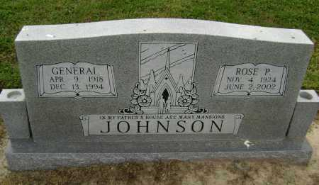 MALONE JOHNSON, ROSE P. - Lawrence County, Arkansas | ROSE P. MALONE JOHNSON - Arkansas Gravestone Photos