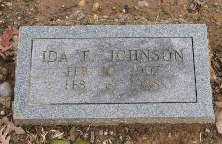 JOHNSON, IDA EVELYN - Lawrence County, Arkansas | IDA EVELYN JOHNSON - Arkansas Gravestone Photos