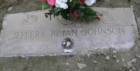 JOHNSON, JEFFERY BRIAN - Lawrence County, Arkansas | JEFFERY BRIAN JOHNSON - Arkansas Gravestone Photos