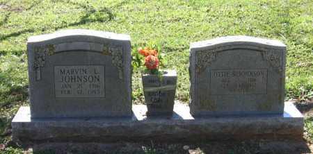 JOHNSON, MARVIN L. - Lawrence County, Arkansas | MARVIN L. JOHNSON - Arkansas Gravestone Photos