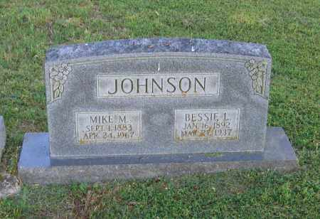 JOHNSON, BESSIE L. - Lawrence County, Arkansas | BESSIE L. JOHNSON - Arkansas Gravestone Photos