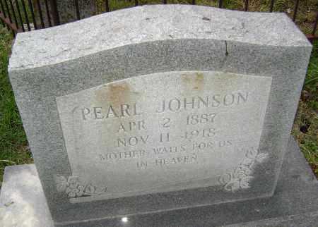 JOHNSON, PEARL - Lawrence County, Arkansas   PEARL JOHNSON - Arkansas Gravestone Photos