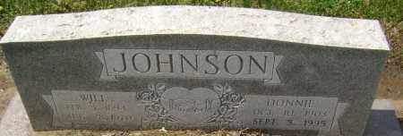 JOHNSON, WILL - Lawrence County, Arkansas | WILL JOHNSON - Arkansas Gravestone Photos