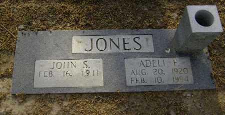 JONES, ADELL F. - Lawrence County, Arkansas | ADELL F. JONES - Arkansas Gravestone Photos