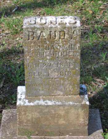 JONES, BAUDY - Lawrence County, Arkansas   BAUDY JONES - Arkansas Gravestone Photos