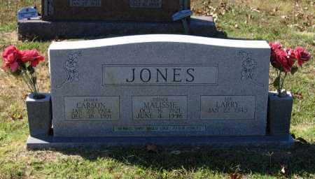 JONES, CARSON LLOYD - Lawrence County, Arkansas | CARSON LLOYD JONES - Arkansas Gravestone Photos