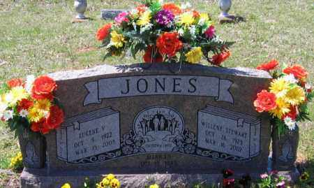 JONES, EUGENE VICTOR - Lawrence County, Arkansas | EUGENE VICTOR JONES - Arkansas Gravestone Photos