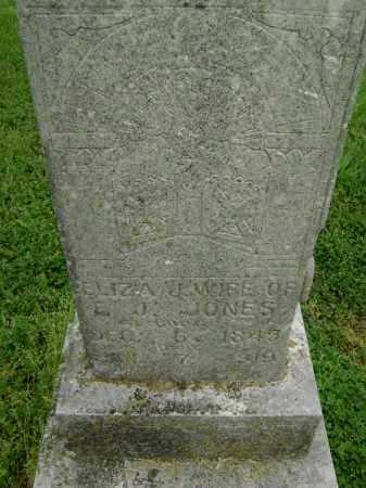 JONES, ELIZA - Lawrence County, Arkansas | ELIZA JONES - Arkansas Gravestone Photos
