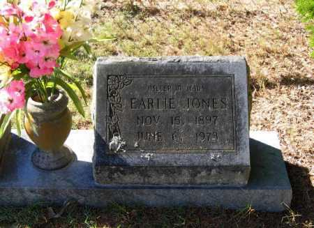 JONES, EARLIE - Lawrence County, Arkansas | EARLIE JONES - Arkansas Gravestone Photos