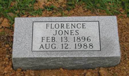 JONES, FLORENCE ELEANOR - Lawrence County, Arkansas | FLORENCE ELEANOR JONES - Arkansas Gravestone Photos