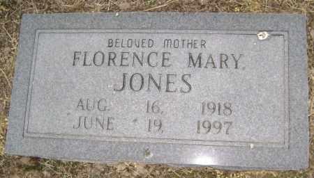JONES, FLORENCE MARY - Lawrence County, Arkansas | FLORENCE MARY JONES - Arkansas Gravestone Photos
