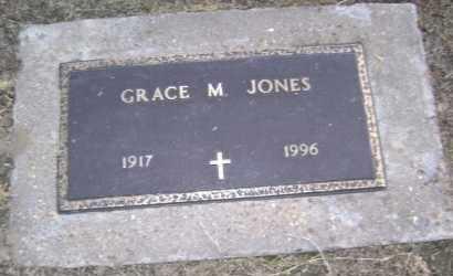 JONES, GRACE M. - Lawrence County, Arkansas | GRACE M. JONES - Arkansas Gravestone Photos