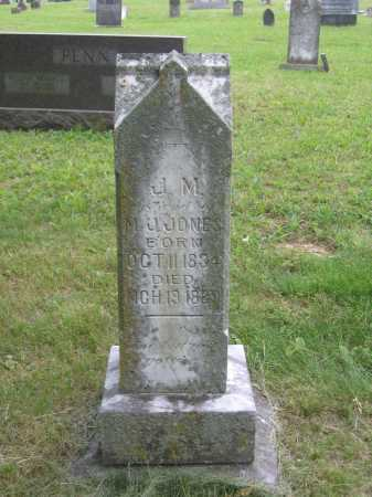 JONES, JAMES MONROE - Lawrence County, Arkansas | JAMES MONROE JONES - Arkansas Gravestone Photos