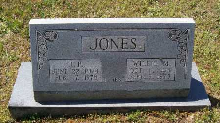 SIMMONS JONES, WILLIE MADALINE - Lawrence County, Arkansas | WILLIE MADALINE SIMMONS JONES - Arkansas Gravestone Photos