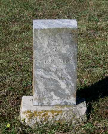 JONES, LILLIE M. - Lawrence County, Arkansas | LILLIE M. JONES - Arkansas Gravestone Photos