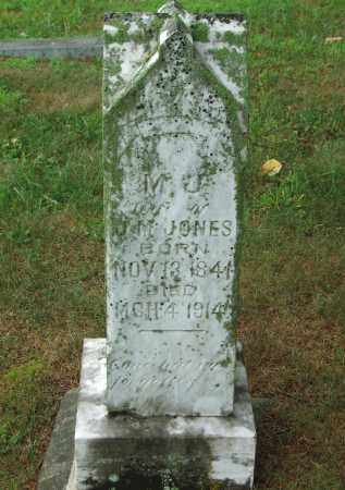 JONES, MARY JANE - Lawrence County, Arkansas | MARY JANE JONES - Arkansas Gravestone Photos