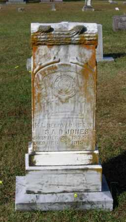 JONES, MARY LAURA - Lawrence County, Arkansas | MARY LAURA JONES - Arkansas Gravestone Photos