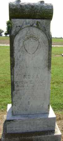 JONES, ROSA - Lawrence County, Arkansas | ROSA JONES - Arkansas Gravestone Photos