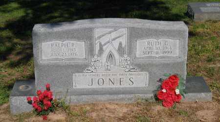 JONES, RUTH GERTRUDE - Lawrence County, Arkansas   RUTH GERTRUDE JONES - Arkansas Gravestone Photos