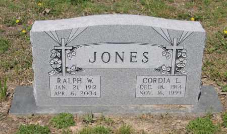 PARKER JONES, CORDIA LEE - Lawrence County, Arkansas | CORDIA LEE PARKER JONES - Arkansas Gravestone Photos