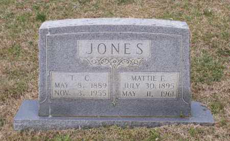 JONES, THEODORE C. - Lawrence County, Arkansas | THEODORE C. JONES - Arkansas Gravestone Photos