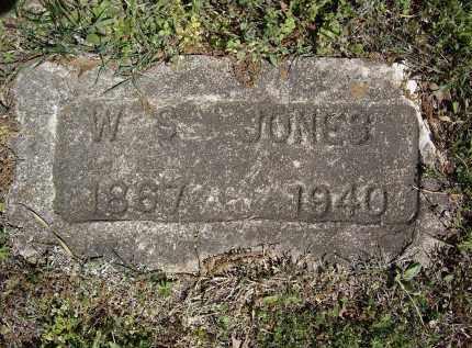 "JONES, WILLIAM STANLEY ""W. S."" - Lawrence County, Arkansas   WILLIAM STANLEY ""W. S."" JONES - Arkansas Gravestone Photos"