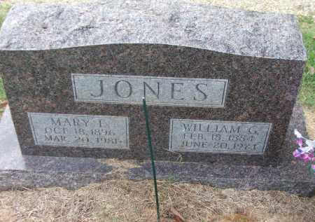JONES, MARY E. DAVIS HENSLEY - Lawrence County, Arkansas | MARY E. DAVIS HENSLEY JONES - Arkansas Gravestone Photos