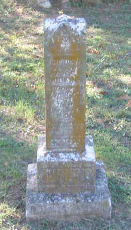 JUDKINS, AUGUSTUS HILL GARLAND - Lawrence County, Arkansas   AUGUSTUS HILL GARLAND JUDKINS - Arkansas Gravestone Photos