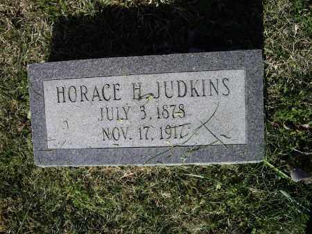 JUDKINS, HORACE HOMER - Lawrence County, Arkansas | HORACE HOMER JUDKINS - Arkansas Gravestone Photos