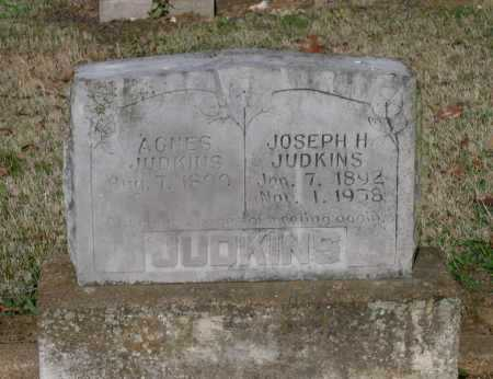BABB JUDKINS, VIOLA AGNESS - Lawrence County, Arkansas | VIOLA AGNESS BABB JUDKINS - Arkansas Gravestone Photos