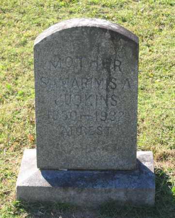 JUDKINS, SAMARIMIS A. - Lawrence County, Arkansas   SAMARIMIS A. JUDKINS - Arkansas Gravestone Photos