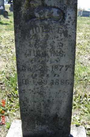 JUDKINS, VIOLA E. - Lawrence County, Arkansas | VIOLA E. JUDKINS - Arkansas Gravestone Photos