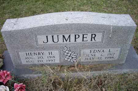 HORTON JUMPER, EDNA LEE - Lawrence County, Arkansas | EDNA LEE HORTON JUMPER - Arkansas Gravestone Photos