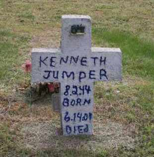 JUMPER, KENNETH RAY - Lawrence County, Arkansas | KENNETH RAY JUMPER - Arkansas Gravestone Photos