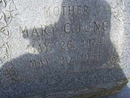KUECK JUNG, MARY C. - Lawrence County, Arkansas | MARY C. KUECK JUNG - Arkansas Gravestone Photos