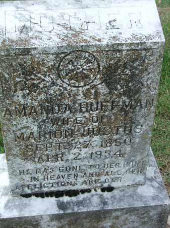 JUSTUS, AMANDA F. - Lawrence County, Arkansas   AMANDA F. JUSTUS - Arkansas Gravestone Photos