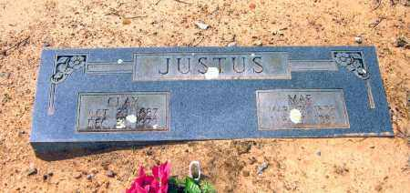JUSTUS, FRANKLIN CLAY - Lawrence County, Arkansas | FRANKLIN CLAY JUSTUS - Arkansas Gravestone Photos