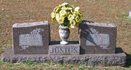 BRISTOW JUSTUS, MAE J. - Lawrence County, Arkansas | MAE J. BRISTOW JUSTUS - Arkansas Gravestone Photos