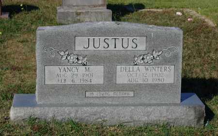 "JUSTUS, DELLA MARINDA ""MANDY"" - Lawrence County, Arkansas | DELLA MARINDA ""MANDY"" JUSTUS - Arkansas Gravestone Photos"
