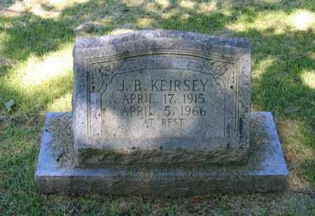 KEIRSEY, J. B. - Lawrence County, Arkansas | J. B. KEIRSEY - Arkansas Gravestone Photos