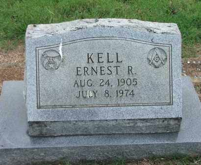 KELL, ERNEST RUFUS - Lawrence County, Arkansas   ERNEST RUFUS KELL - Arkansas Gravestone Photos