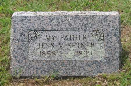 "KETNER, JESSE V. ALEXANDER ""JESS"" - Lawrence County, Arkansas | JESSE V. ALEXANDER ""JESS"" KETNER - Arkansas Gravestone Photos"