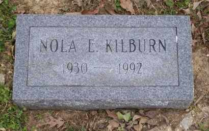 KILBURN, NOLA E. - Lawrence County, Arkansas   NOLA E. KILBURN - Arkansas Gravestone Photos