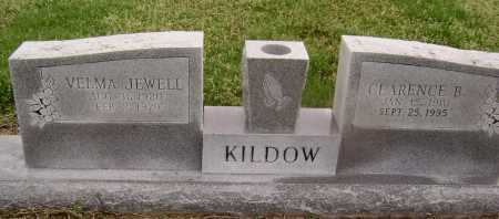 KILDOW, CLARENCE B. - Lawrence County, Arkansas | CLARENCE B. KILDOW - Arkansas Gravestone Photos