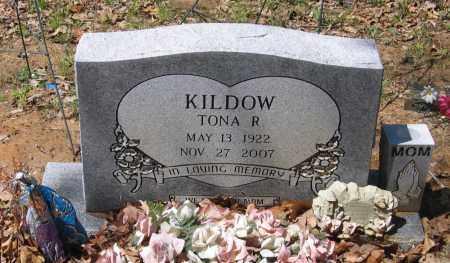 KILDOW, TONA NEVADA - Lawrence County, Arkansas | TONA NEVADA KILDOW - Arkansas Gravestone Photos