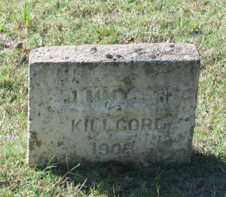 """KILLGORE, JAMES D. """"JIMMY"""" - Lawrence County, Arkansas 