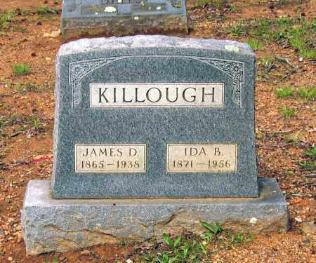 KILLOUGH, IDA B. - Lawrence County, Arkansas | IDA B. KILLOUGH - Arkansas Gravestone Photos