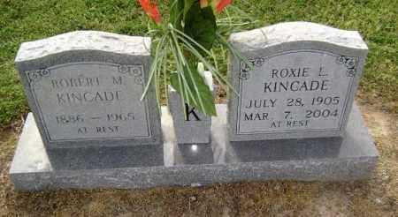 KINCADE, ROBERT M. - Lawrence County, Arkansas | ROBERT M. KINCADE - Arkansas Gravestone Photos